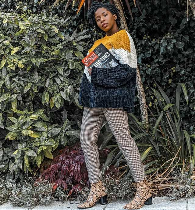 Adanna David Steinacker | The Eclectic African Expanding Horizons In Style - Lysa Magazine Lysa Africa Limited