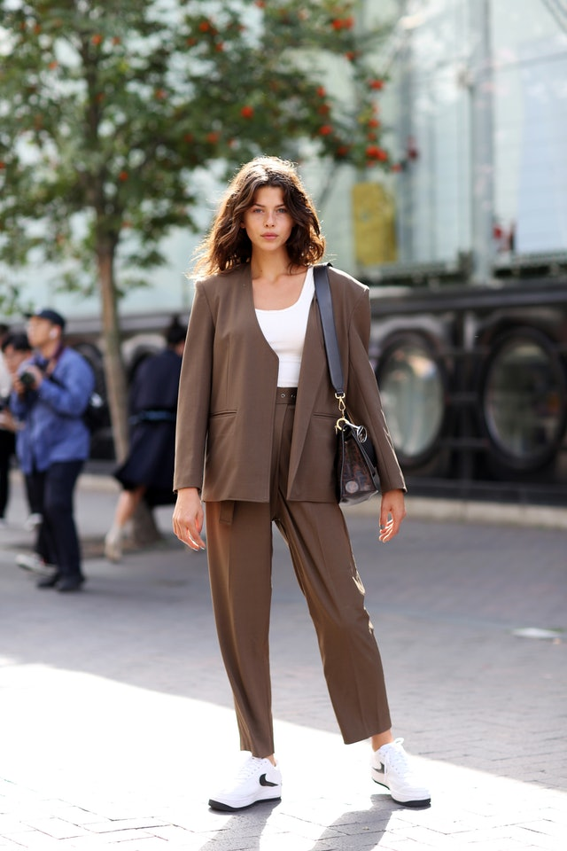 How To Wear Sneakers To Work | Lysa Magazine Lysa Africa Limited