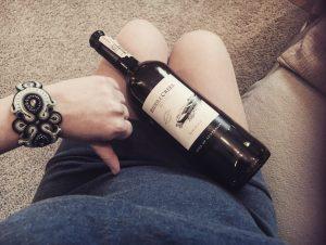 TOAST W NOWY ROK – ALKOHOL W CIĄŻY.