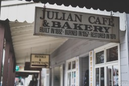 julian cafe and bakery san diego county