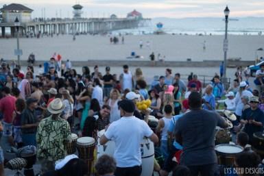 huntington beach ocean music california 2