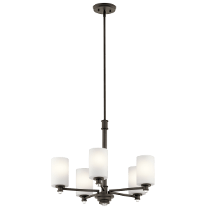 Joelson 5 Light LED Chandelier
