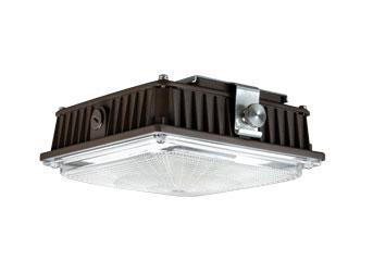LED Canopy Light Fixture 65W 5000K