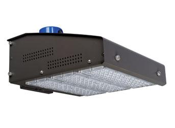 LED Parking Lot Fixture 120W w/ Photocontrol
