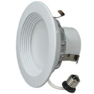 "6"" LED Downlight 18W Warm White High Lumens 6/PK"