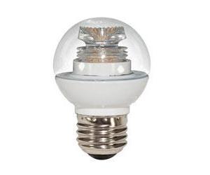 LED 5W G16.5 Mini Globe PK/8