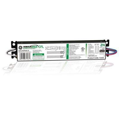 GE Lighting GEC240MAX-A Electronic Ballast