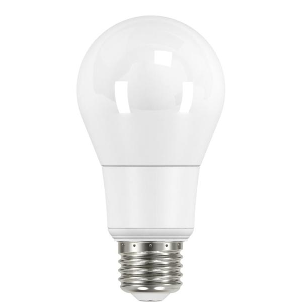 Energetic Lighting 8W LED Bulb, Warm White, Non Dimmable