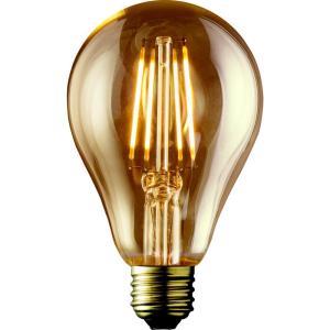 7 Watt Victorian LED Bulb, Amber Glow