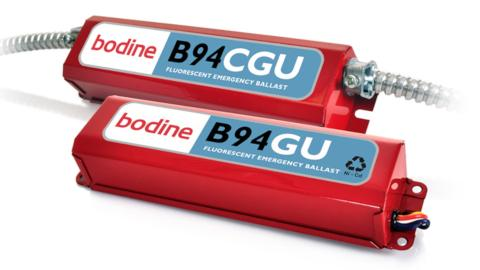 Bodine Philips B94CGU Emergency Ballast