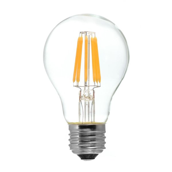7 Watt Victorian LED Bulb, Clear