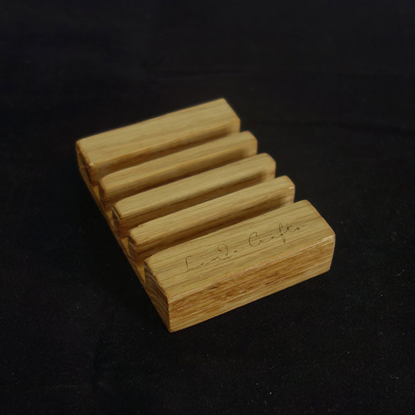 ξύλινη βάση για σουβέρ 4 τεμαχίων