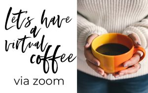 Let's grab a virtual coffee, meet, and get to know each other.