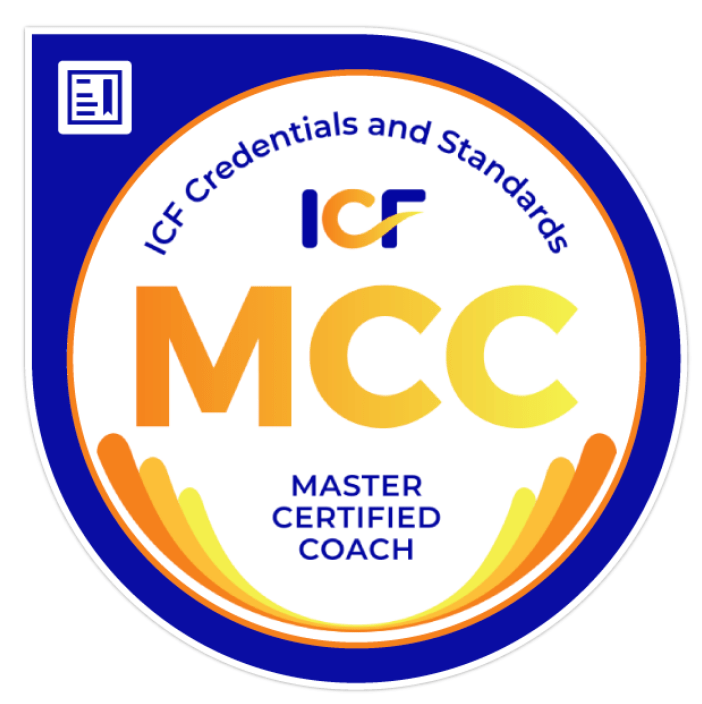 MCC Badge from ICF