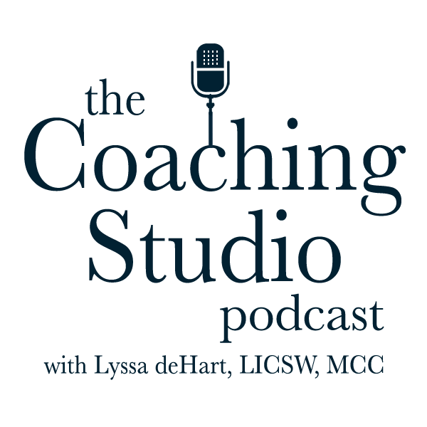 the Coaching Studio Podcast Cover Image
