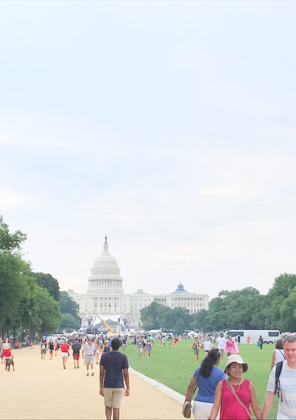 Independence Day in D.C