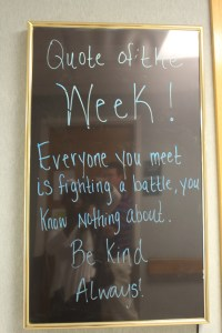 Quote of the Week