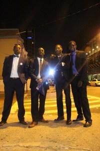 Jude, Jamani, Sam & Jason