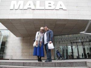 At MALBA