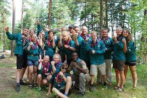 Gruppefoto finland