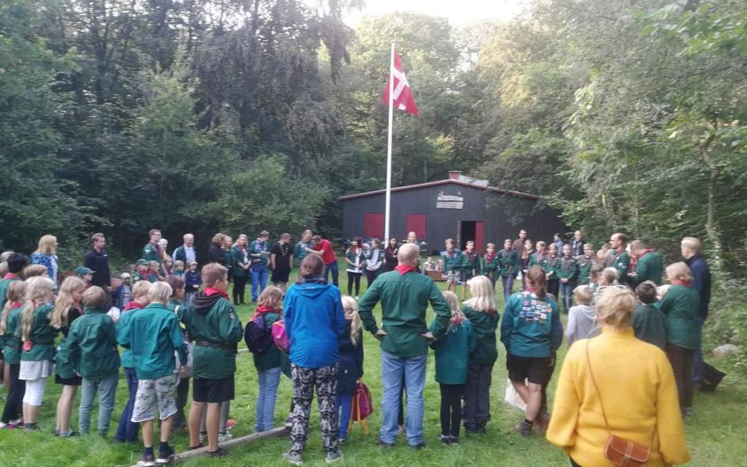 Opstartsmøde i Skovhytten 20. aug.