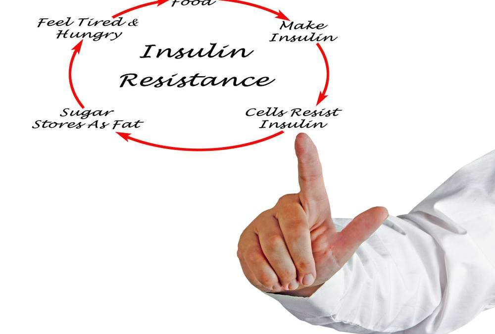 Insulin resistance is a vicious cycle. What do you do to break out of it?