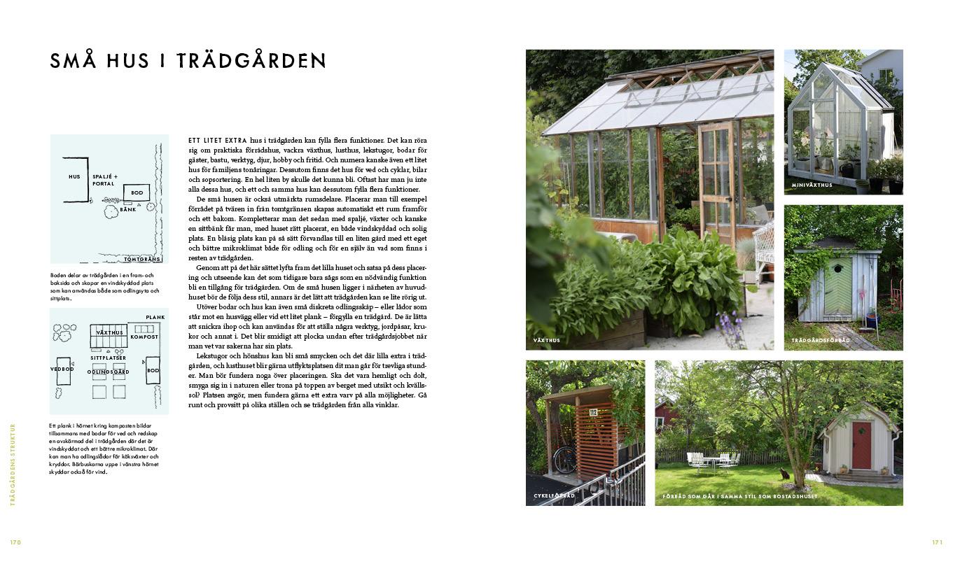 Trädgårdsform – Vackrare trädgård med arkitektens verktyg av Karin Janrik och Viveka Ljungström