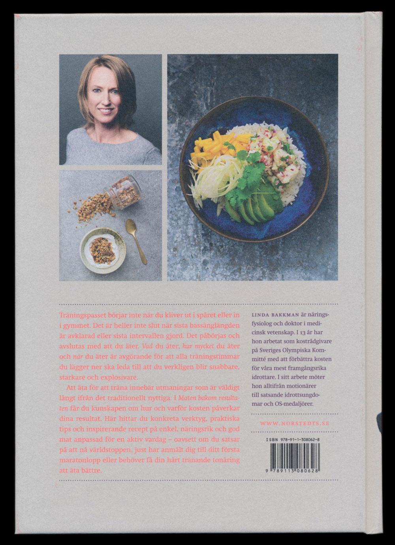 Maten bakom resultaten av Linda Bakkman Norstedts