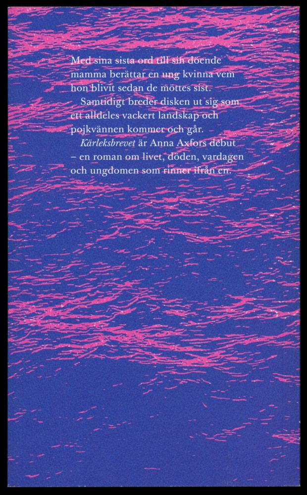 Kärleksbrevet av Anna Axfors 10Tal Bok.