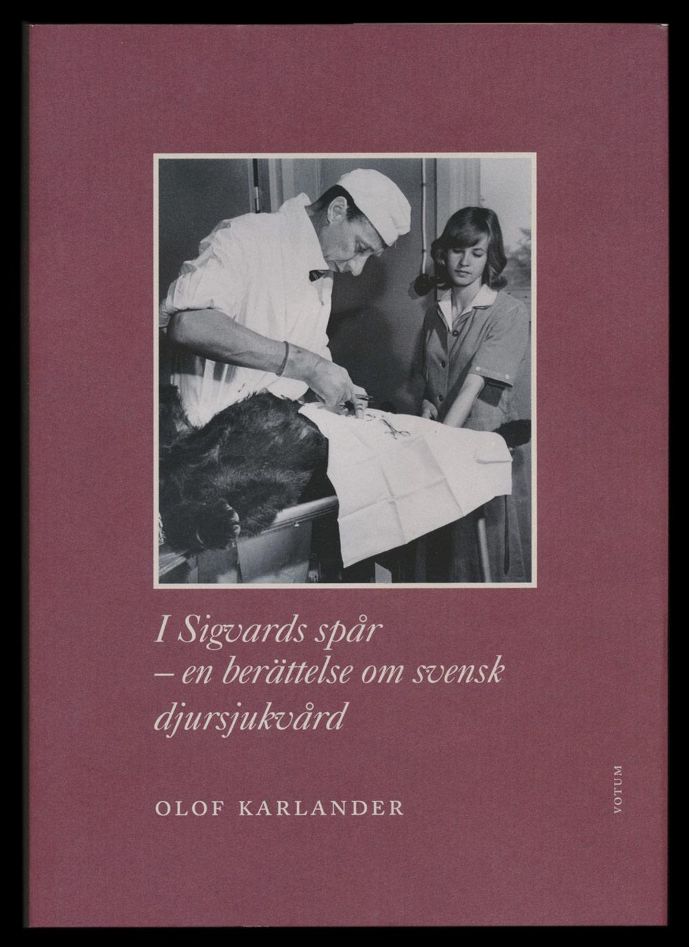 I Sigvards spår av Olof Karlander