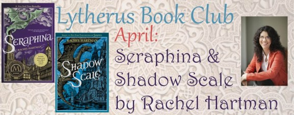 april book club header