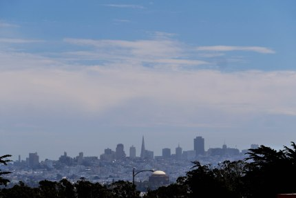 Cityscape of San Francisco