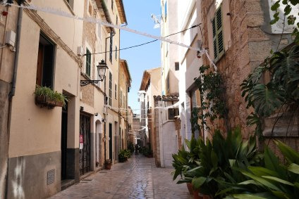Streets of Sóller