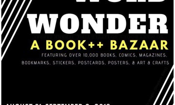 Word Wonder: A Book++ Bazaar