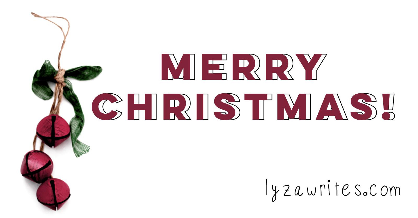 Merry 2019 CHRISTmas!
