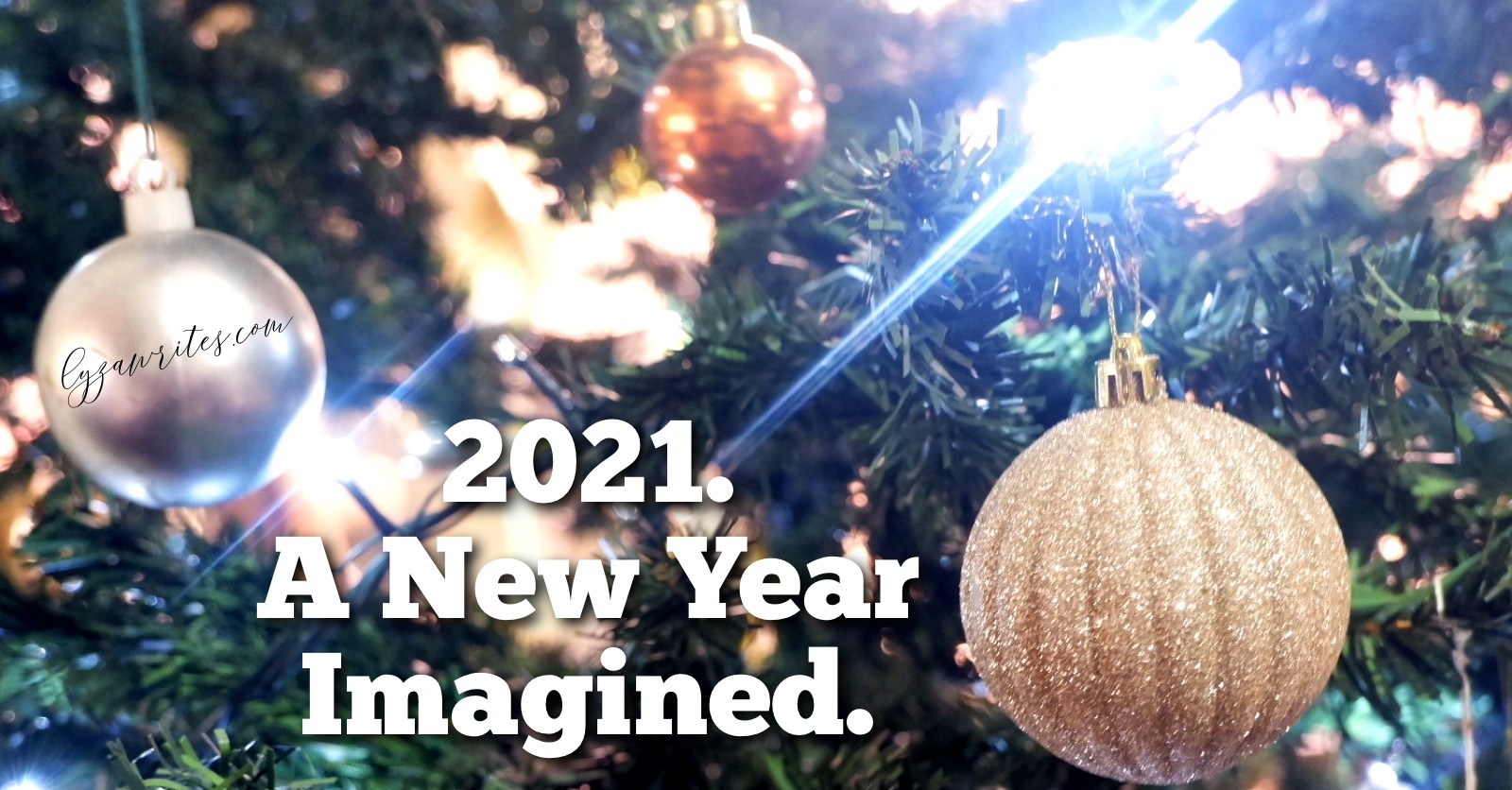 2021. A New Year Imagined.
