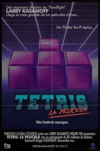 Poster Tetris