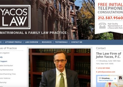 The Law Firm of John Yacos, P.C.