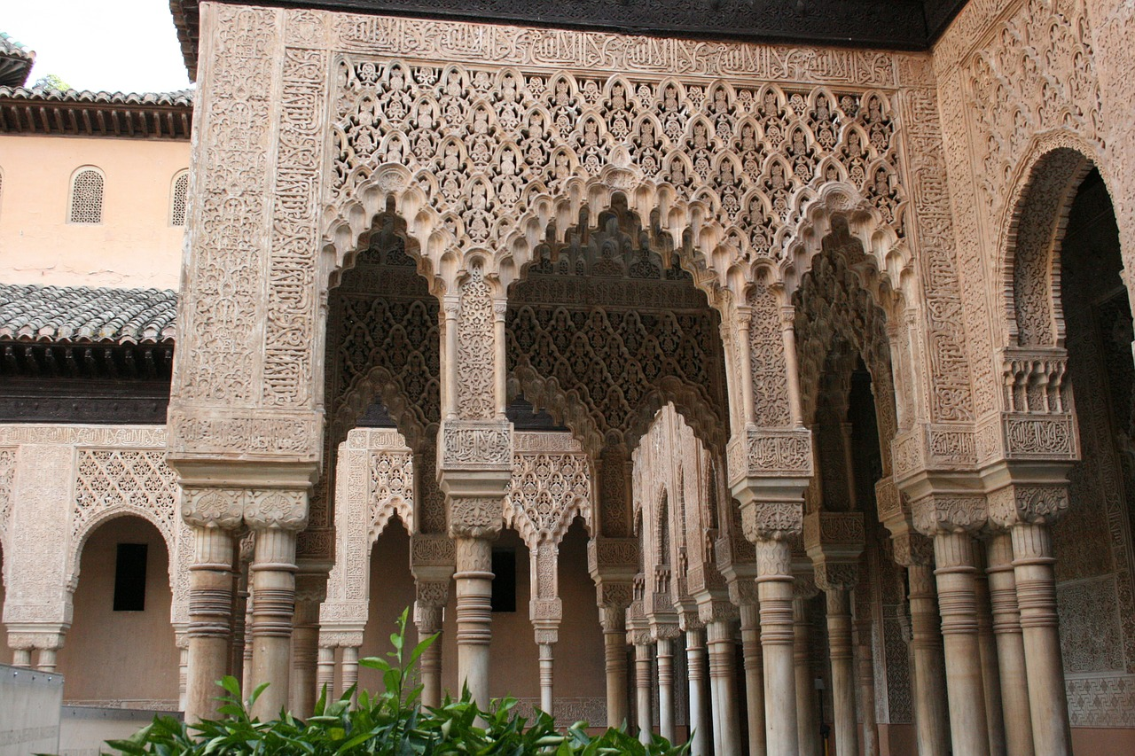 Fans of tyrant on fx may be interested in the alhambra for Arquitectura granada
