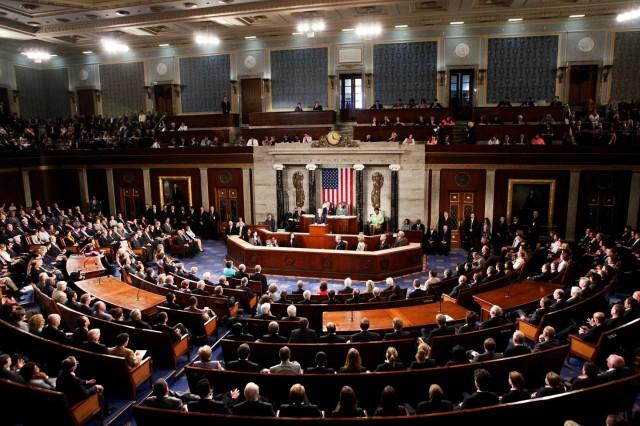 کنگره آمریکا همواره در تلاش است که با دولت ایران رابطه داشته باشند تا منافع آمریکا در منطقه از بین نرود. آنان به مشکلات مردم، تجاوز در زندان ها، شکنجه، و اعدام مردم کاری ندارند.