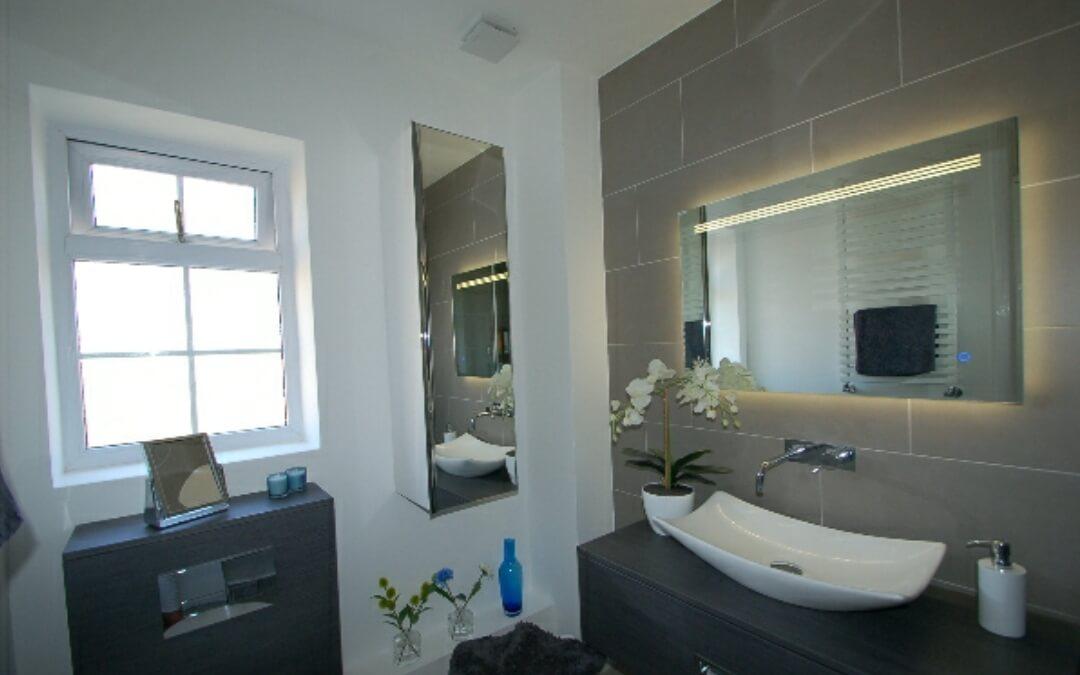 Small Bathroom ideas on a budget…… - MBK Design Studio