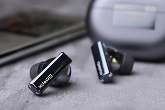 Huawei FreeBuds Pro earphones leak out with very familiar design - PhoneArena