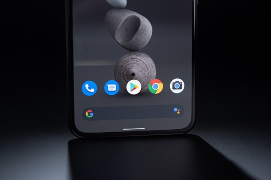 Google may be working on a Pixel phone with a camera below the screen