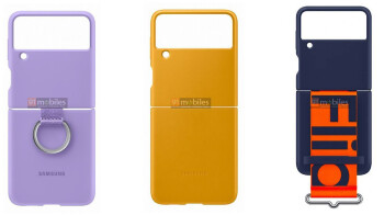 The Galaxy Z Flip 3's cases have leaked and they're certainly... unique 2