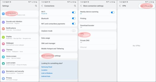 How to protect your smartphone with a VPN