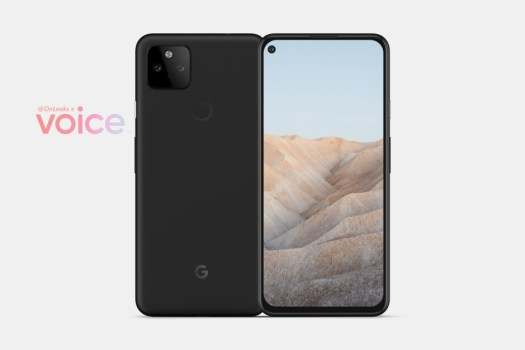 Google Pixel 5a leaks in full with dual-camera setup, very familiar design