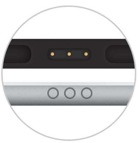 iPad Smart Keyboard Connector - iPhone 13 may not be portless after all, but have a brand new connector