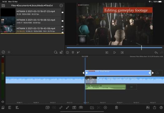 iPad video editing with the LumaFusion app - 4 reasons why iPad still fails to be my main computer