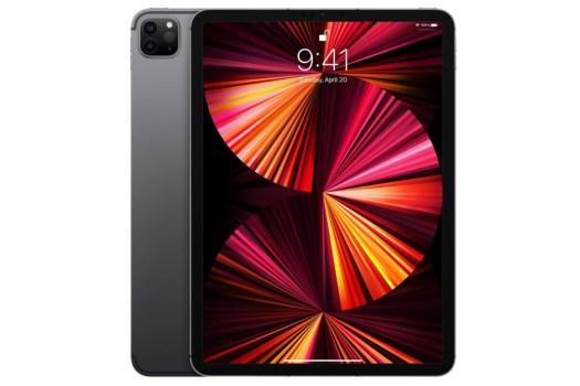 iPad Pro (2021) colors: Silver vs Space Gray