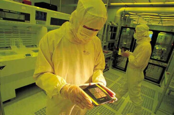 Inside a TSMC fabrication facility - Googlers say that AI can speed up chip design and perhaps keep Moore's Law alive